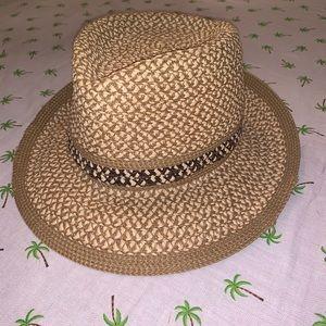 Eric Javits Squishee Straw Fedora Hat